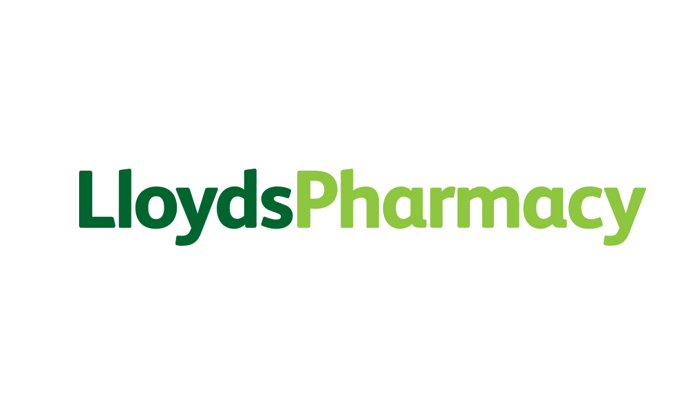 Picture of Lloyds Pharmacy logo.